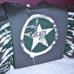 CREATE shirts