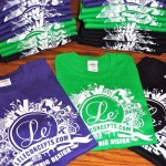 LeLeConcepts Shirts – come in purple, green & black
