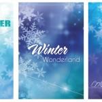 UVMC winter banners