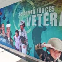 Dayton VA Wall