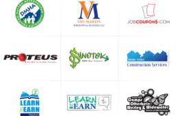 Variety of Logos